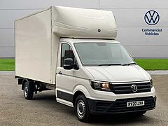 Volkswagen Crafter 2.0 TDI 140Ps Startline Chassis Cab